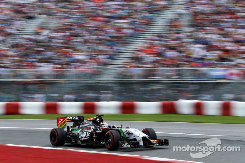 Sahara Force India hopes to continue its run of points finishes in Austria