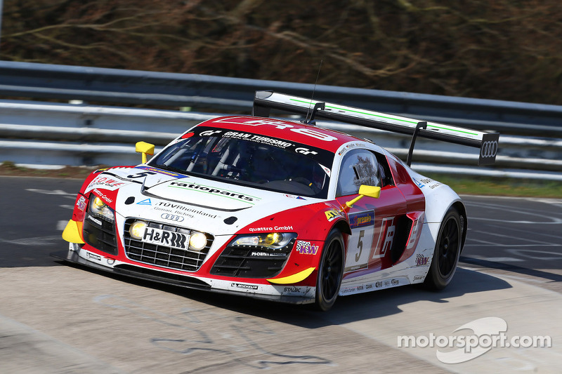 Audi teams in Nürburgring 24 Hours: Sights set on victory