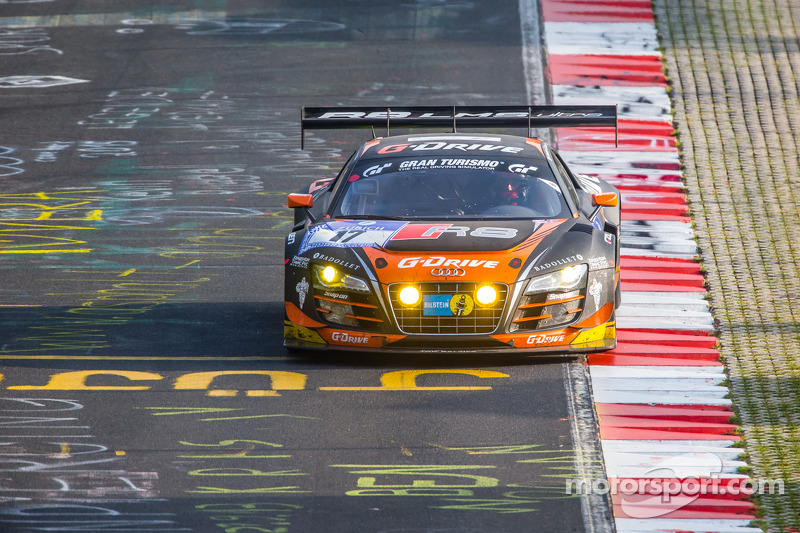 Mechanical issues frustrates G-Drive Racing hopes at the 24 Hours of the Nürburgring