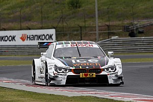 DTM Preview On the streets of Nürnberg: The BMW M4 DTM makes its street circuit debut