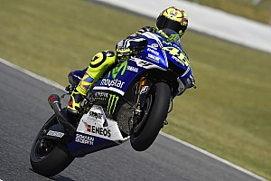 Movistar Yamaha arrives at Assen TT Circuit