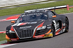 Blancpain Endurance Race report A lot of frustration for the Belgian Audi Club Team WRT at the Paul Ricard
