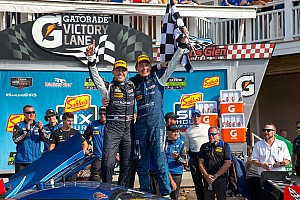 IMSA Race report Spirit of Daytona takes overall victory in Sahlen's Six Hours of the Glen