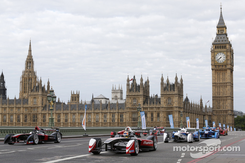 Formula E hosts prestigious global launch party