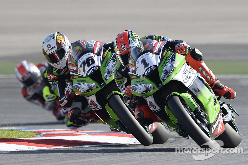 WSBK heads to Algarve for Round 8