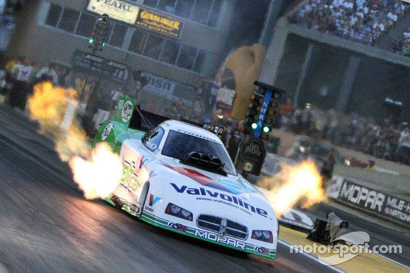 Beckman expects Valvoline crew change to begin paying off