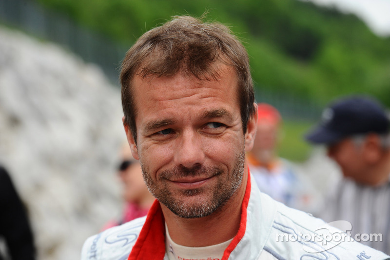 Le Mans Classic: Sebastien Loeb will signal the start