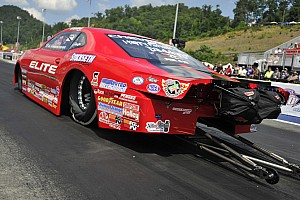 Kalitta, Worsham, Enders-Stevens and Krawiec lead Friday's qualifying at Ohio