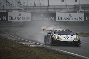 Blancpain Sprint Qualifying report Wet qualifying race at Zandvoort goes to Bleekemolen and Proczyk