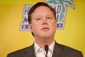 NASCAR Sprint Cup Breaking news NASCAR's Brian France: 'The business is solid and we're going forward'