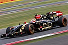 'Hurdles' in way of Lotus' Mercedes move