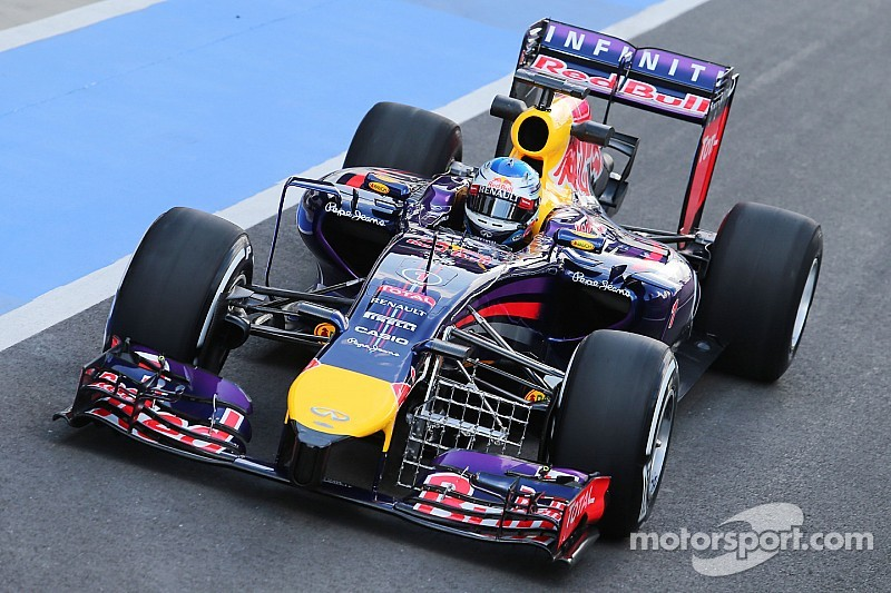 Vettel not sure Red Bull can catch Mercedes for 2015
