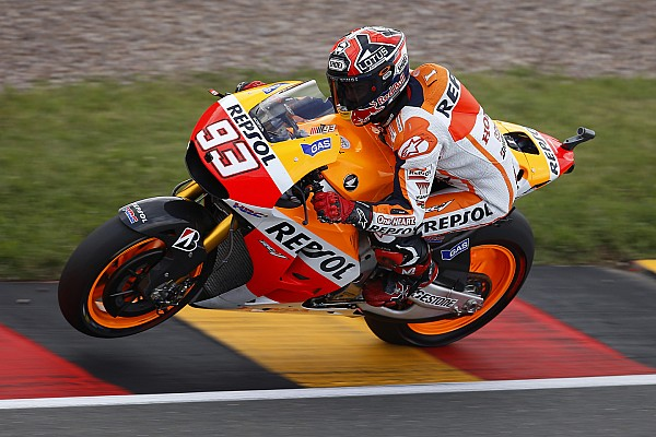 Unbeatable Marquez makes it nine from nine in German MotoGP