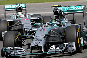 Mercedes won't 'interfere' with title battle - Lauda