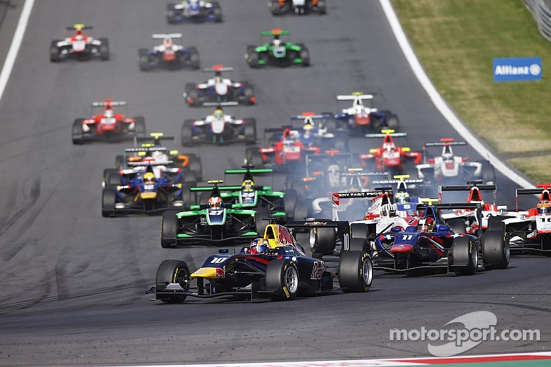 The GP3 paddock heads to Hockenheimring for Round 4