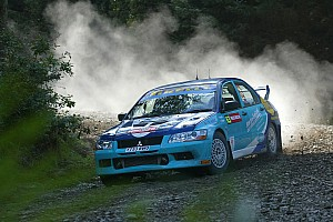 Other rally Race report Win at New England makes Higgins and Drew Rally America champs