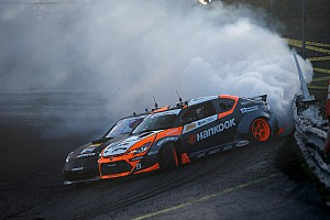 Formula DRIFT Round 5: Throwdown Results