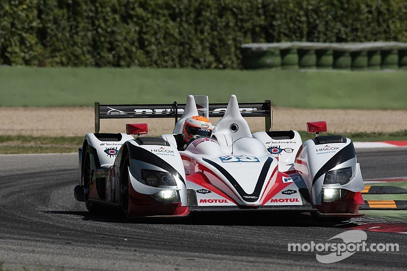 Jota Sport remains second in European Le Mans Series