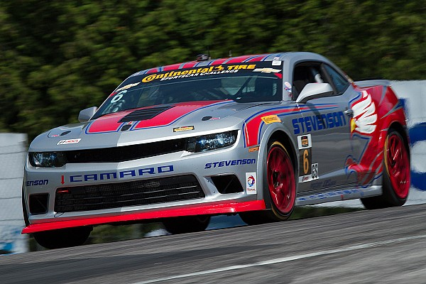 Liddell, Davis take Camaro Z/28 to Indy winner's circle