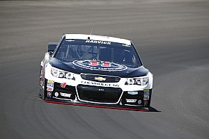NASCAR Sprint Cup Qualifying report Kevin Harvick dominates Brickyard qualifying with track-record run