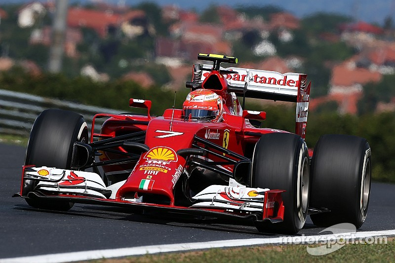 Angry Raikkonen says Ferrari must address 'weaknesses'