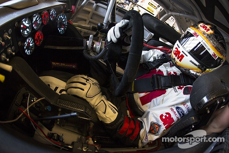Biffle drives 3M Safety Ford to 13th at Indianapolis Motor Speedway