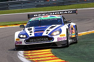 Blancpain Endurance Race report Mücke unlucky after top qualifying at the 24 hour race in Spa-Francorchamps