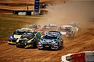Tanner Foust fights hard in Charlotte