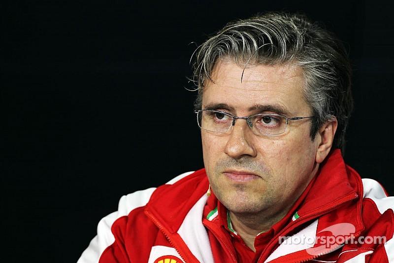 Ferrari denies Pat Fry axed