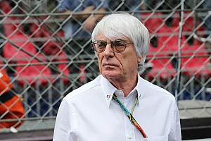 German charity 'surprised' by $1m Ecclestone payment