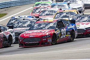 Should NASCAR include a road course race in the Chase?