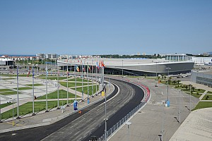 Formula 1 Breaking news FIA to approve Russia GP track next week