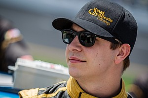 Last-minute offer of a ride leads to ARCA win for Swindell