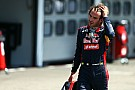 Vergne targets 2015 after 'cruel' career blow