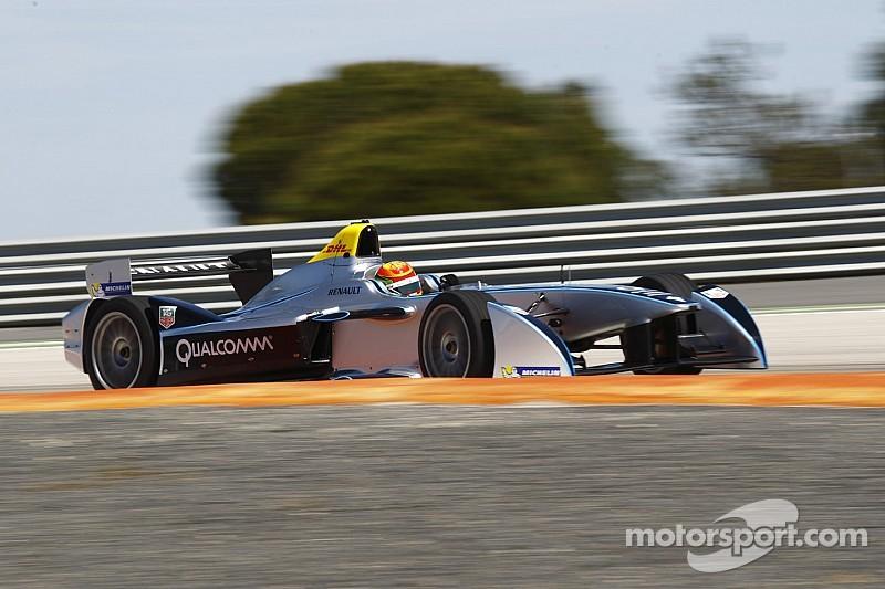 Ho-Pin Tung to race in Formula E