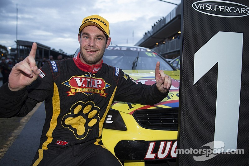 Van Gisbergen dominates wet race as he locks up second win of the season