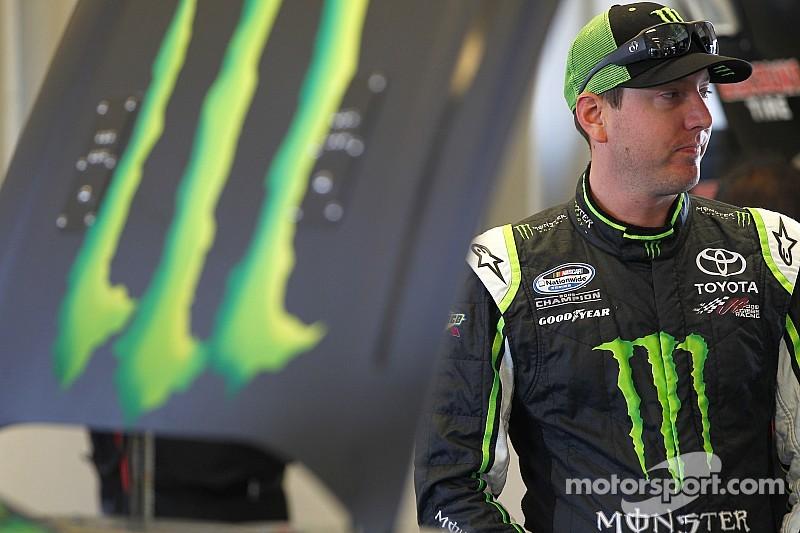 Busch calls NASCAR's restart rules 'stupid'