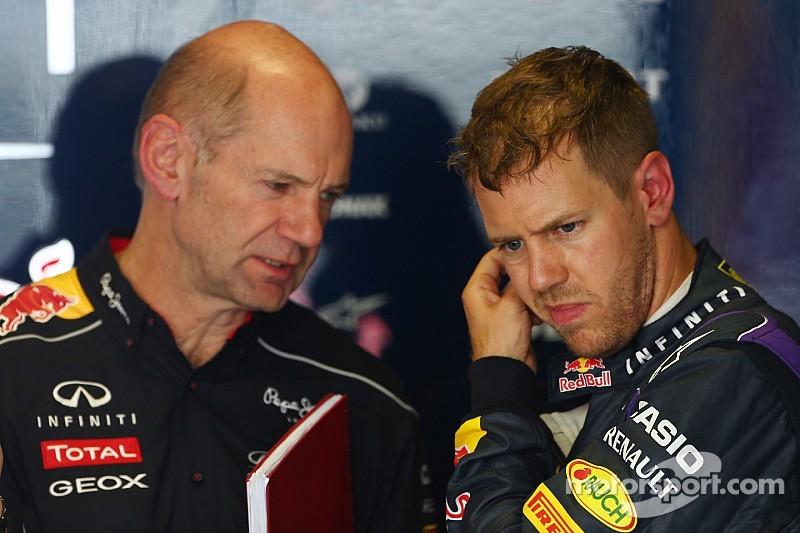 Honda wants Vettel, Newey for McLaren project - Minardi