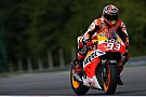 Marquez grabs the initiative on day one at Silverstone