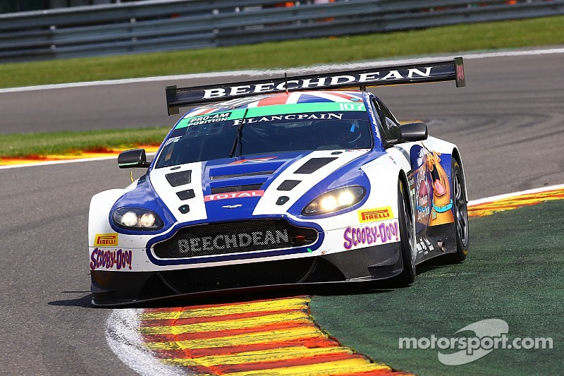 British GT: Beechdean take Brands poles
