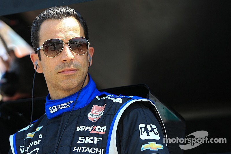 In championship battle, Castroneves is second. Again. And again. And again.