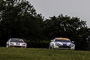 GT Race report British GT: Perfect comeback for Tandy and Ashburn
