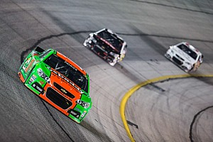 NASCAR Sprint Cup Race report Patrick finishes sixth to earn best career result