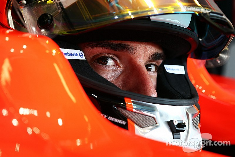 A star in the making - Jules Bianchi