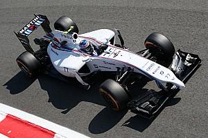 Williams rivals 'had an eye' on Bottas - boss