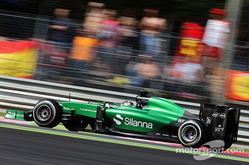Kobayashi could race Caterham again in Singapore