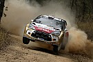 Kris Meeke stays on the pace in Australia