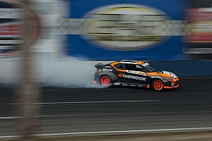Formula Drift Race report Fredric Aasbo beats Odi Bakchis in Formula DRIFT at Texas