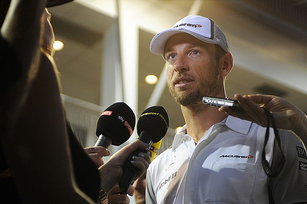 Button admits McLaren decision could end career