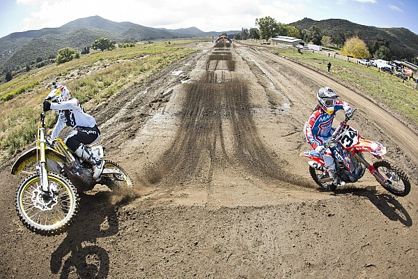 Travis Pastrana and James Stewart headline Red Bull Straight Rhythm